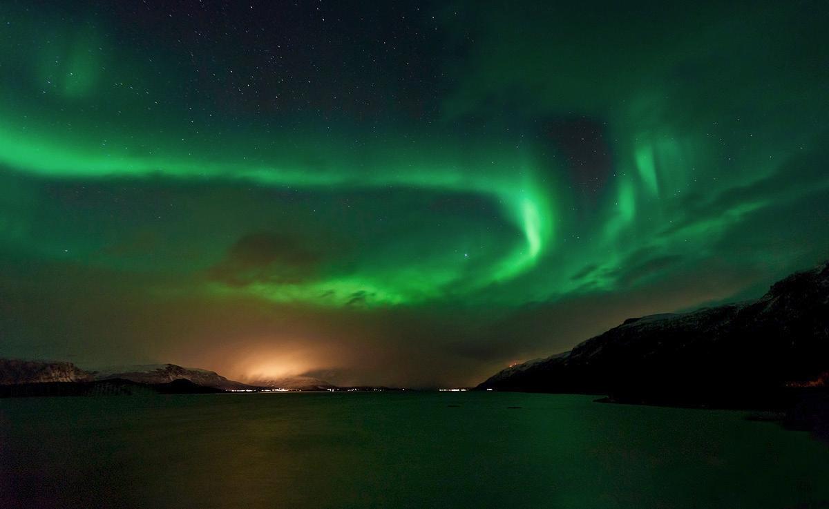 Auroral Display